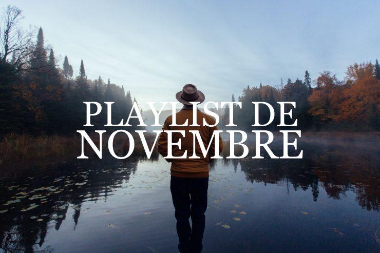 playlistnovembre