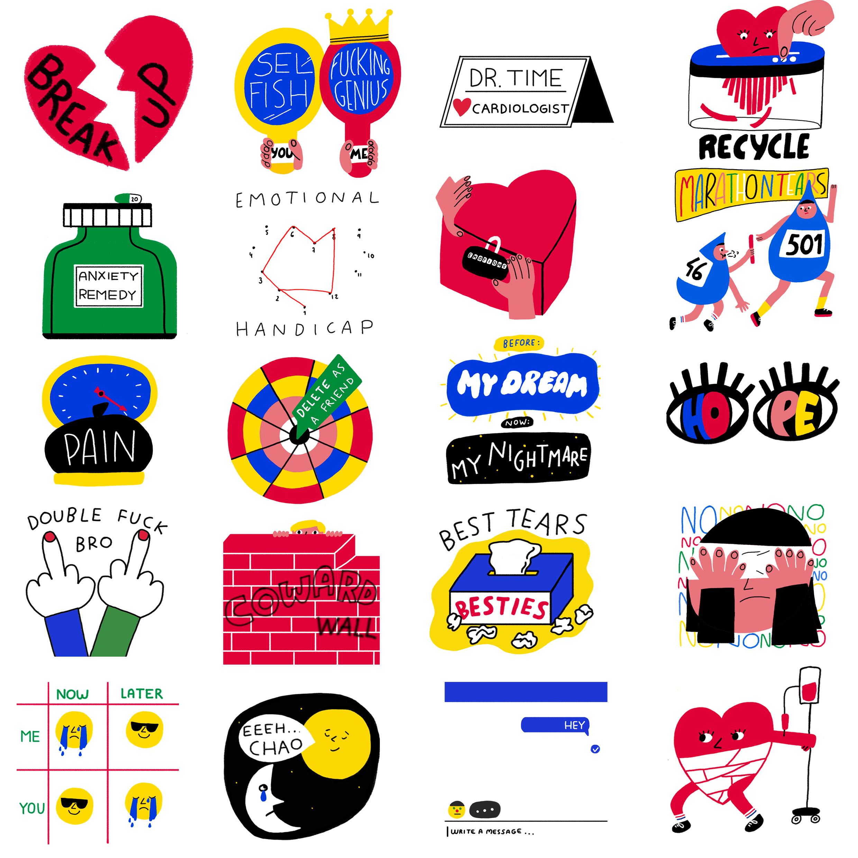 emojibreakup